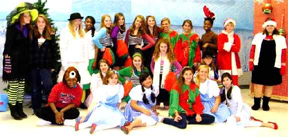 Christmas Musical for Kids to Perform! - A Christmas Wizard of Oz!