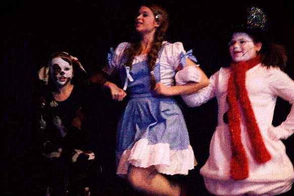 Children's Christmas Plays - A Christmas Wizard of Oz, Musical for Children!