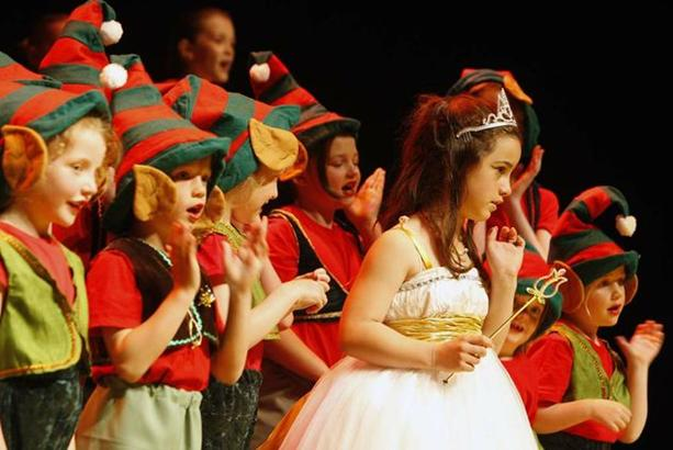 A Christmas Wizard Oz, Musical for Kids to Perform!