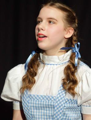 A Christmas Wizard of Oz!  Musical for Kids!