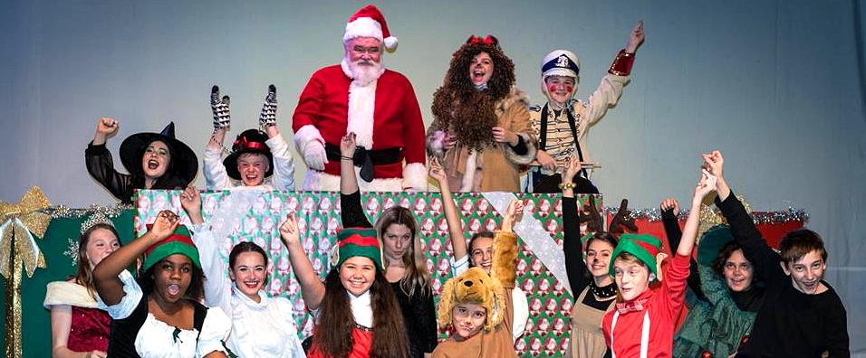 A Christmas Wizard of Oz Musical Play for Kids to Perform