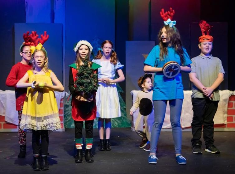 Fund play for schools to perform for Christmas