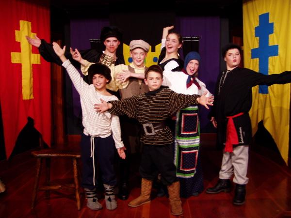 The Emperor's New Clothes Play for Kids to Perform