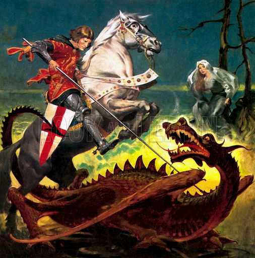 This dragon play features the timeless tale of Saint George and the Dragon with a twist!