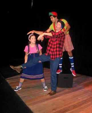 Small Cast Children's Plays - Hansel and Gretel