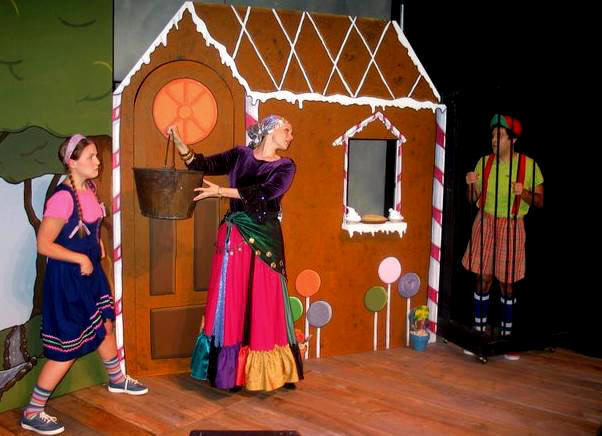 Small Cast Touring Children's Plays - Hansel and Gretel