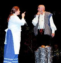 Touring Plays for Children - Hansel and Gretel