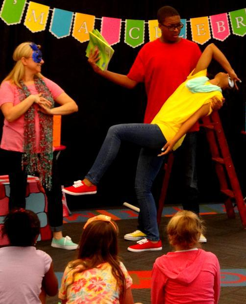 Self Esteem Musical for Schools