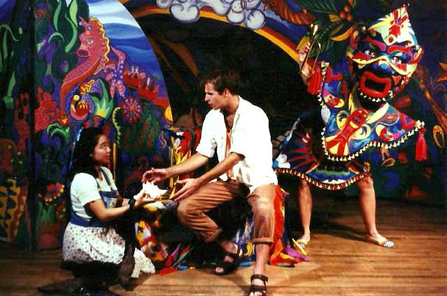 Island Son Small Cast Play for Touring
