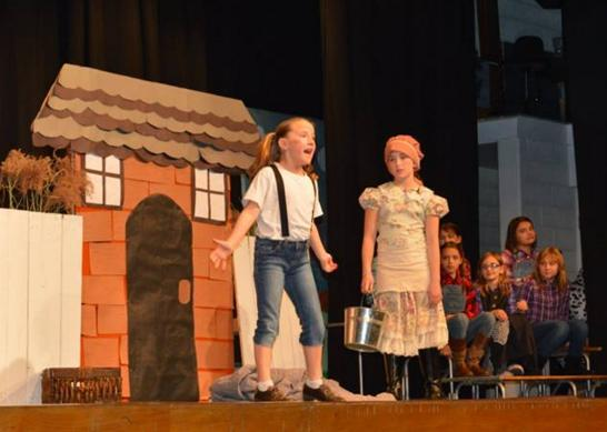 Fun and lively musical play!