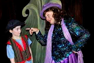 One Act Play for Children - Jack and the Beanstalk