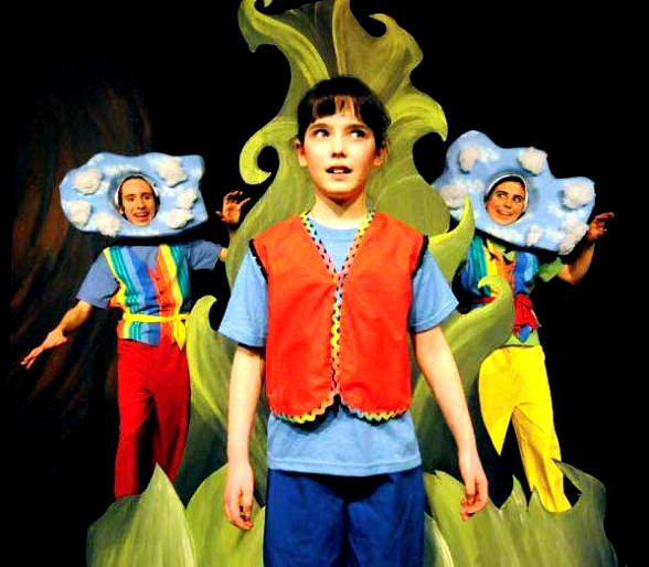jack and the beanstalk play script year 1