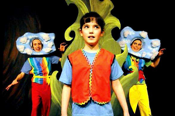 Jack and the Beanstalk - School Play Musical for Children to Perform