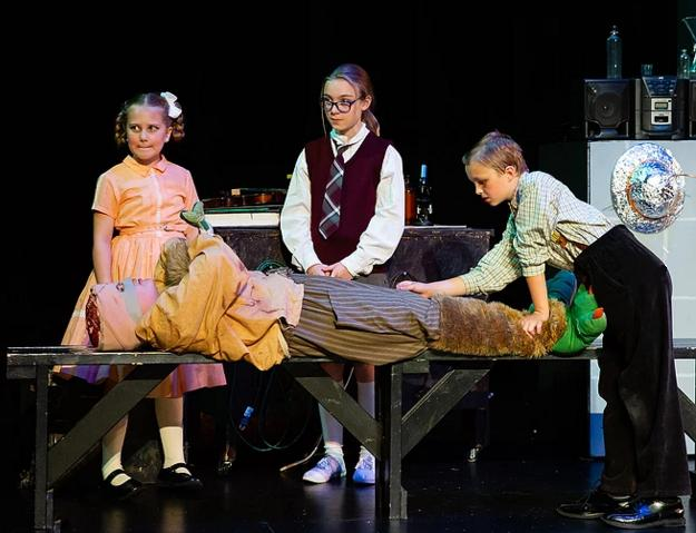 Grand Rapids production of ArtReah's Kid Frankenstein