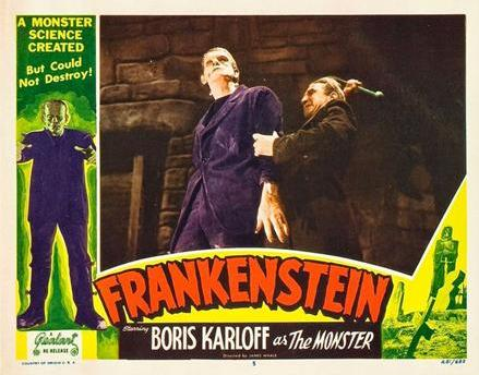 Fun for kids - Kid Frankenstein