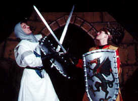Small Cast Touring Children's Plays - Knights of the Round Table