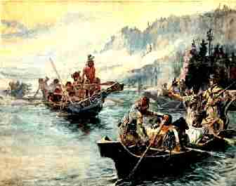 American History Children's Plays - Lewis and Clark