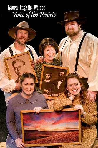 Laura Ingalls Wilder Small Cast Play