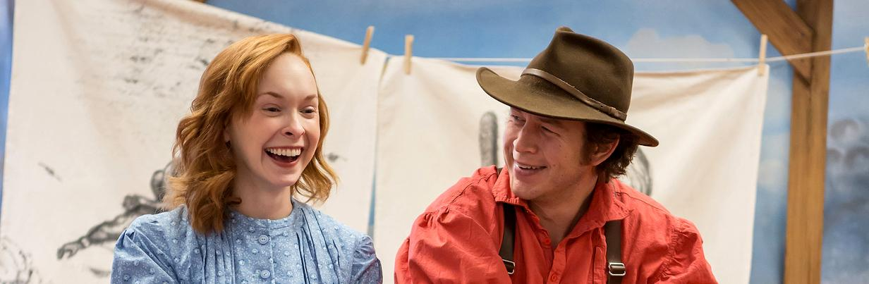 Laruar Ingalls Wilder Play for Young Audiences
