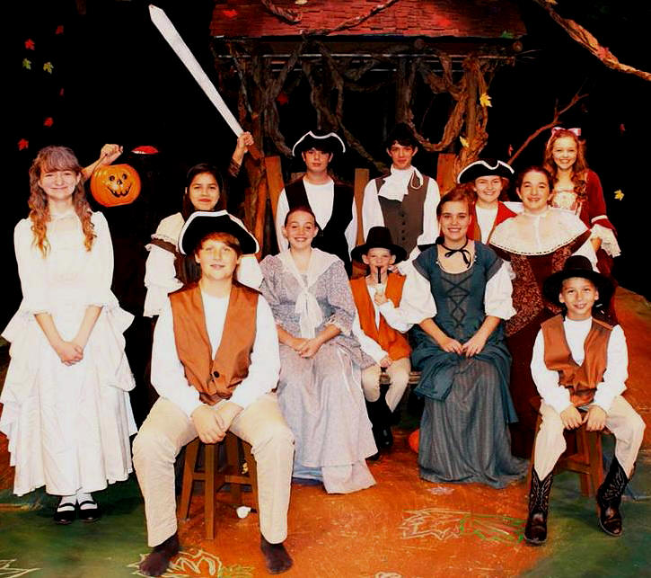 The Legend of Sleepy Hollow Children's Play