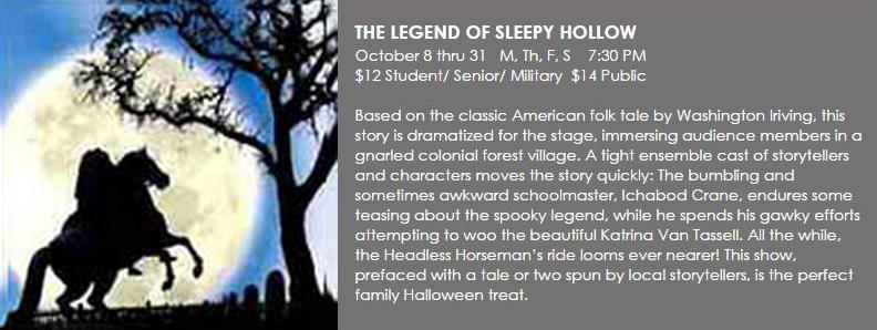 Performance of The Legend of Sleepy Hollow