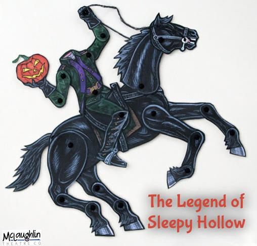 Theatre prepares for virtual performance of THE LEGEND OF SLEEPY HOLLOW