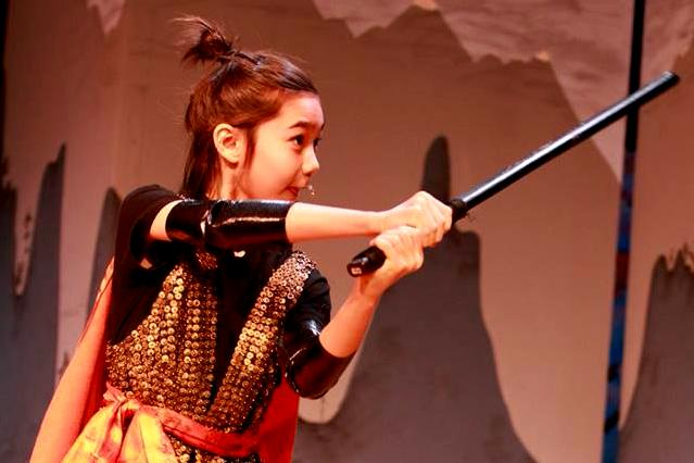 The Legend of Mulan - Play for Kids to Perform!