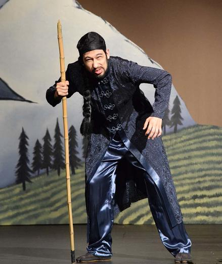ArtReach's play Mulan