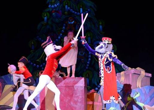 The Nutcracker play for kids to perform!