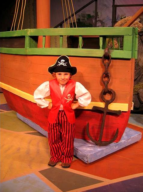School Play for Children to Perform - Treasure Island!