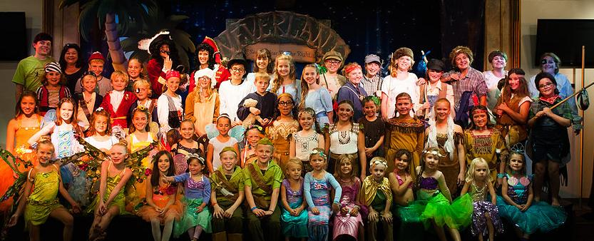 Peter Pan Play for Kids to Perform