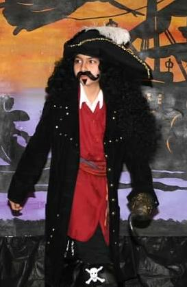 Captain Hook is Fun for Kids to Play!