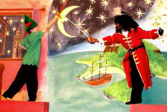 School Play for Kids to Perform - Peter Pan