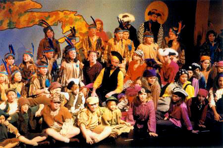 Peter Pan Large Cast Play for Kids to Perform