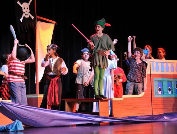 Peter Pan for Kids to Perform!