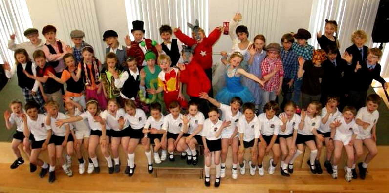 Pinocchio Large Cast School Play for Kids to Perform