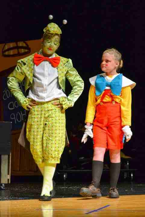 Pinocchio!  Plays and Scripts for Schools!
