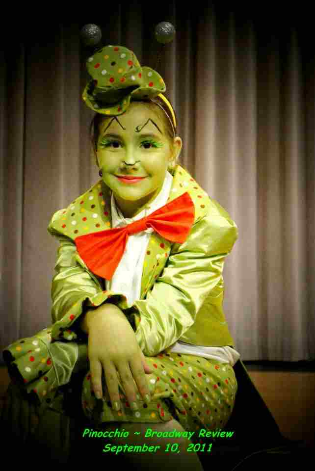 School Play for Kids to Perform!  Pinocchio!