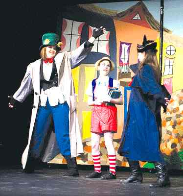 Pinocchio Play for Children to Perform!