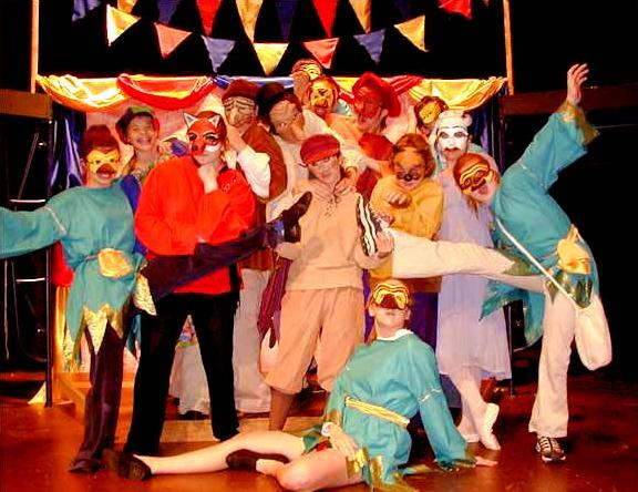 Large Cast Pinocchio Play
