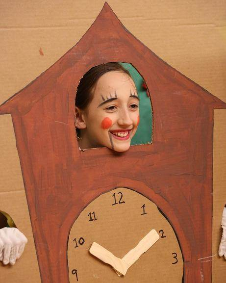 Monkton Central School's production of Pinocchio!