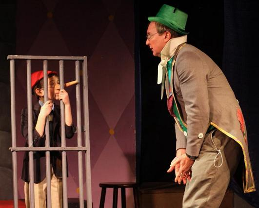 Comedy and Drama for Kids!   Pinocchio!