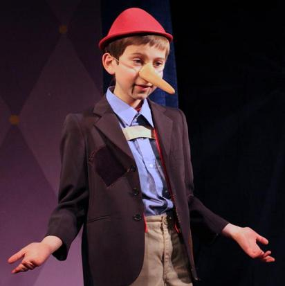 Pinocchio School Play for Kids!