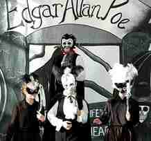 Edgar Allan Poe Play for Kids! - Poe! Poe! Poe!
