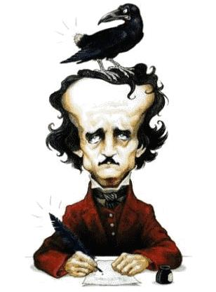 Edgar Allan Poe script for Zoom