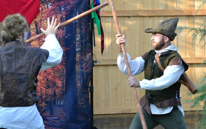 California Theatre performs Robin Hood