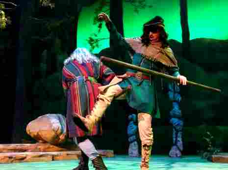 Robin Hood One Act Play