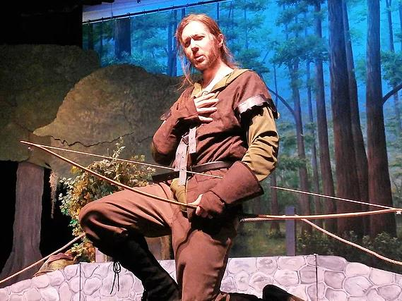 ArtReach's Robin Hood play for young audiences