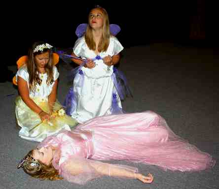 Sleeping Beauty!  Children's Musical Play!