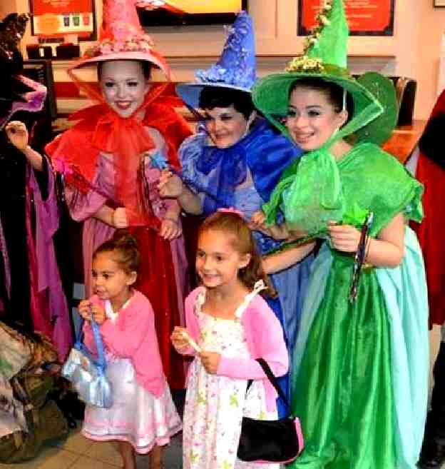 Fairy Tale Fun for Kids!